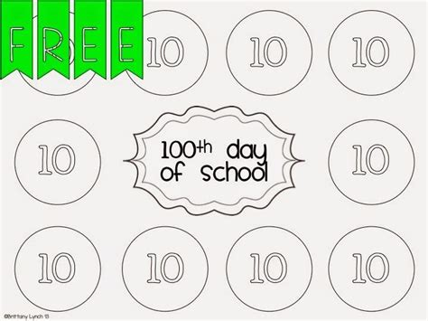 100th Day Counting Activities For - 89 best images about 100 day activities kindergarten on