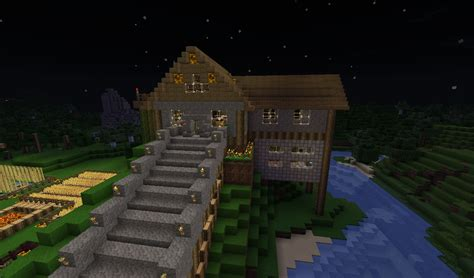 minecraft awesome house awesome house minecraft project