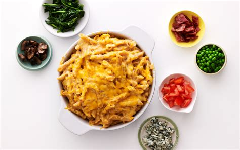 macaroni bar toppings melissa d arabian s family friendly mac and cheese