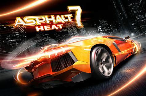 asphalt heat 7 apk asphalt 7 heat 187 free android