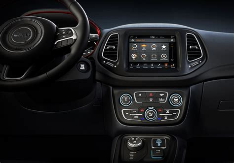 jeep compass 2018 interior jeep compass 2018 panel interior autos actual m 233 xico
