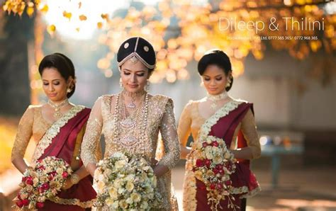 wedding colour themes sri lanka 20 best images about sri lankan bridesmaids and flower