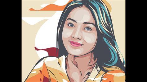 Line Art Tutorial Illustrator Cs6   belajar vector tutorial line art adobe illustrator cs6