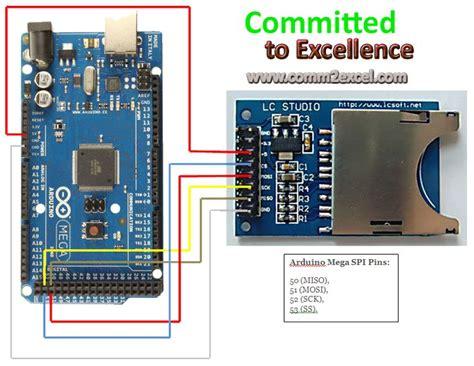 Murah Microsd Card Module Spi Arduino Raspberry Pi interfacing sd card with arduino mega 2560 using sd card module wal tech