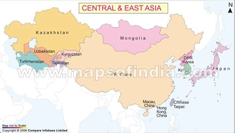 political map of central asia thanchewolfmi political map of eurasia