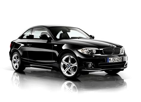 Bmw 1er Coupe Schwarz by 2013 Bmw 1 Series Coupe White And Black Oopscars