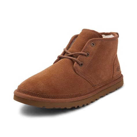 mens uggs boots mens ugg 174 neumel casual shoe brown 896070