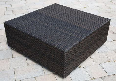 black wicker coffee table wicker coffee table design images photos pictures