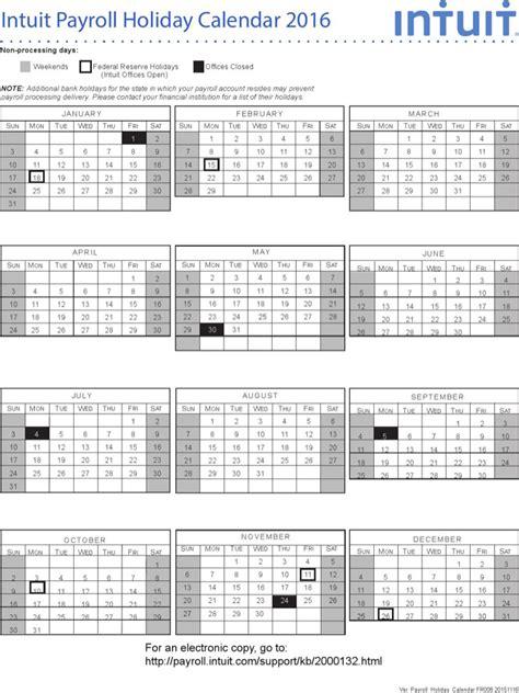 intuit templates payroll calendar templates free premium