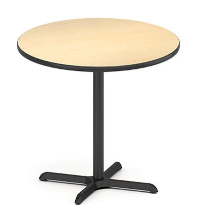 Lesro Concord Cafe Round Table 42 Quot H Officechairsusa