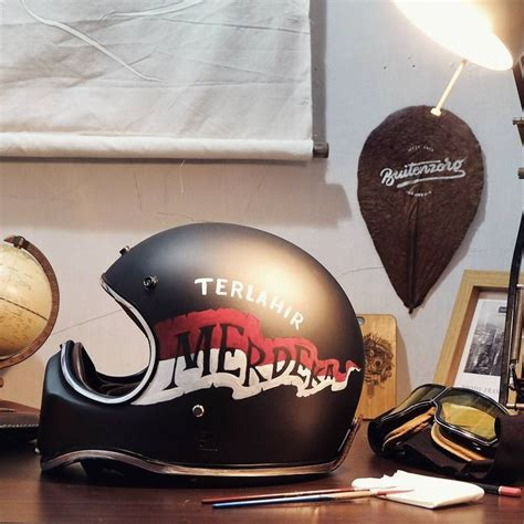 Helm Cakil Retro 17 best images about lids or on cafe racers school and helmets