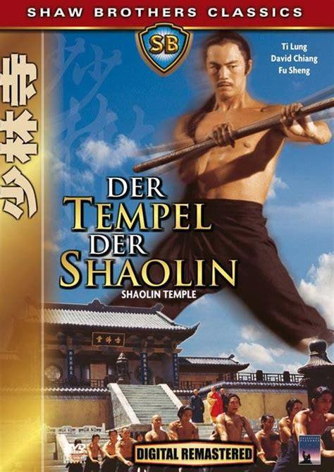 Die 36 Kammern Der Shaolin Shaw Brothers Classics Dvd Kaufen Filmundo Der Tempel Der Shaolin Shaw Brothers Classics Dvd Kaufen