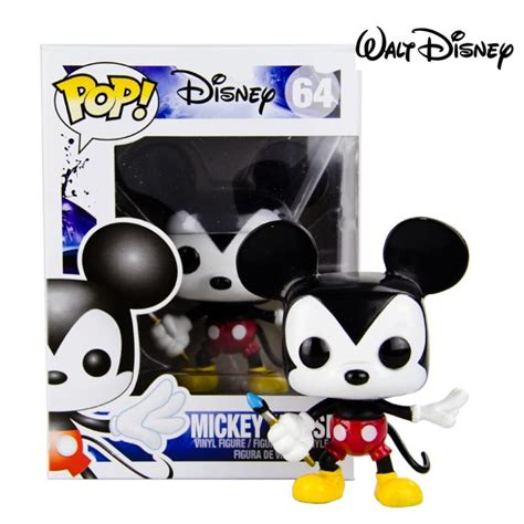 Funko Pop Mickey Mouse genuine funko pop funko mickey mouse mickey doll pop figures pop vinyl dolls in