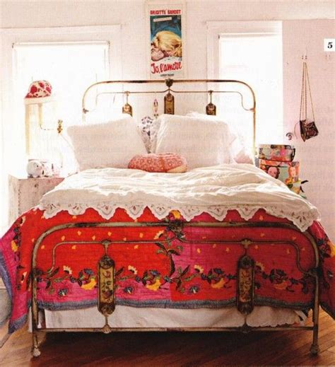 Bohemian Bedroom Furniture | 65 refined boho chic bedroom designs digsdigs
