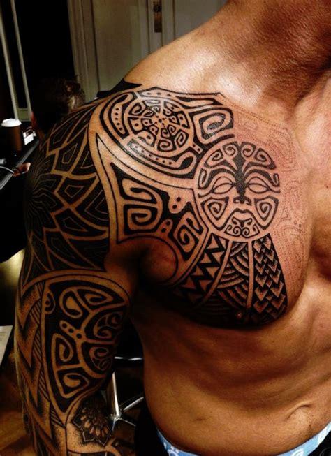 Tribal Tattoo Process   42 maori tribal tattoos that are actually maori tribal