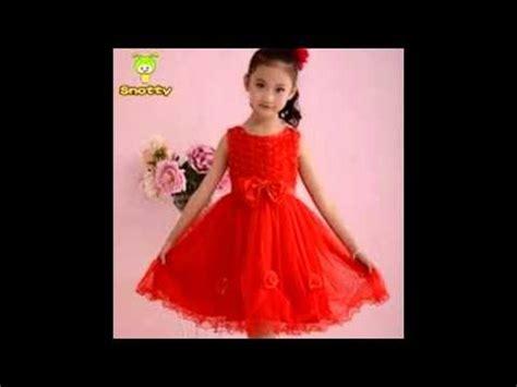 design dress youtube latest dress design for baby girl youtube