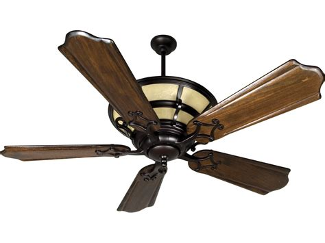 custom ceiling fan blades craftmade hathaway bronze six light 56 inch wide