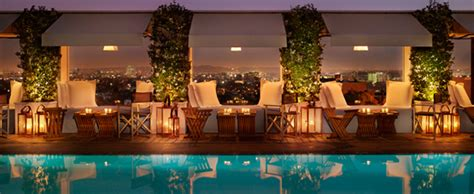 Top Bars Los Angeles by Best Rooftop Bars In Los Angeles 171 Cbs Los Angeles