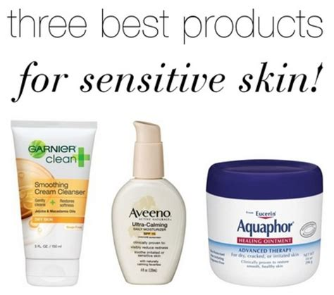 shoo for sensitive skin best shoo for sensitive skin 3 must skincare products for sensitive skin college