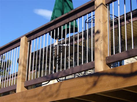 Custom Banisters by Custom Decks C Construction Inc