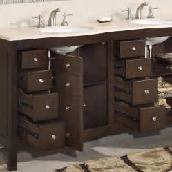 72 perfecta pa 5126 bathroom vanity double sink cabinet