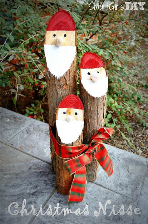 home made outdoor christmas decorations 60 of the best diy christmas decorations kitchen fun