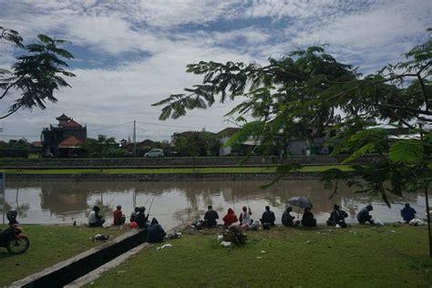 Pancing Di Bali sumber dan dak pencemaran air di bali belum terpetakan