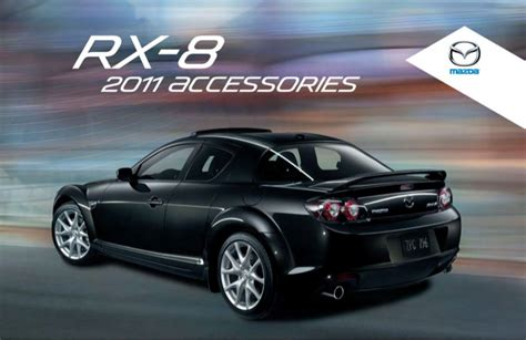 rx8 dealership 2011 mazda rx 8 coupe brochure provided by naples fort