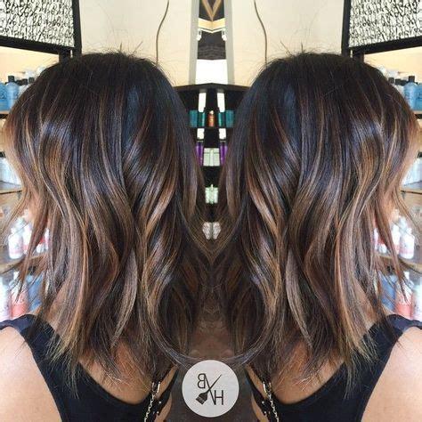 the 25+ best balayage brunette ideas on pinterest