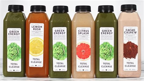 Total Detox Juice by I Think I M Addicted To Juice Cleansing Total Cleanse