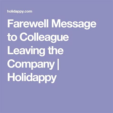 the 25 best farewell message to colleague ideas on