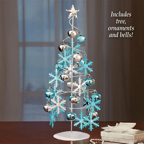 silver bell tree holder ornament trees ornament stand and hooks hangers arm ornament trees