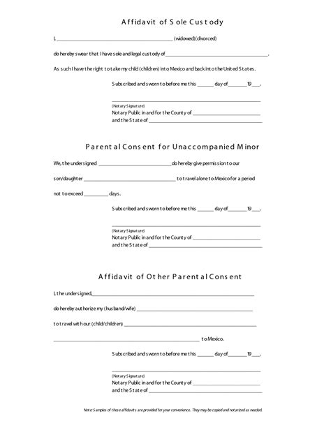 Sle Custody Agreement Letter Between Parents lovely collection of custody agreement business cards and resume
