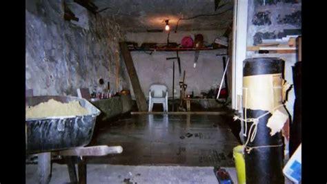lowering basement floor