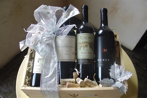 wine gift basket ideas wine gift baskets at marche bacchus