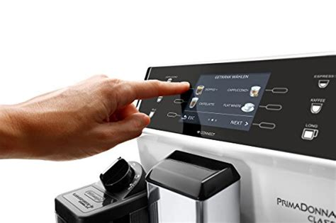 delonghi primadonna class ecam  kaffeevollautomat