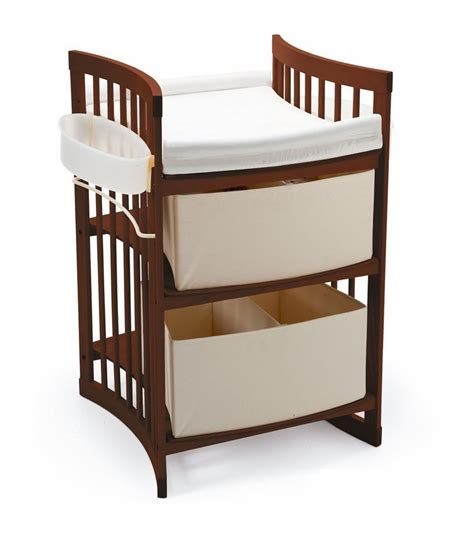 Stokke Care Changing Table In Walnut Brown Walnut Changing Table