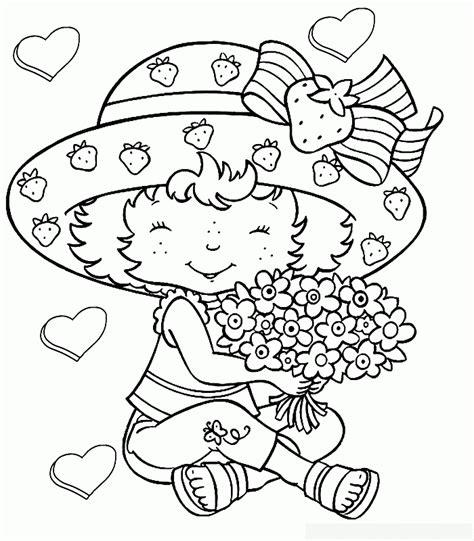 dibujos para colorear primavera flores y animales coloring pages
