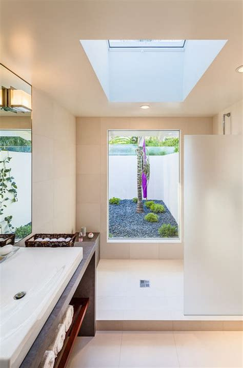 Skylight Bathroom by Six Stunning Uses Of Skylights In Bathrooms