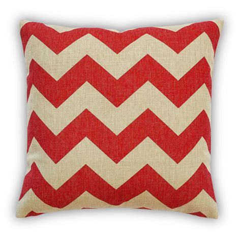 red cusions zig zag red cushion cover australia simply cushions
