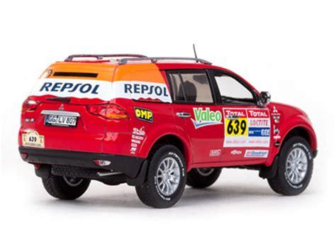 Kaca Spion Mitsubishi Pajero Dakkar vitesse mitsubishi pajero sport dakar rally 2010 team