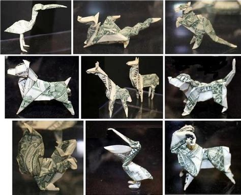 Cool Dollar Bill Origami - the world s catalog of ideas