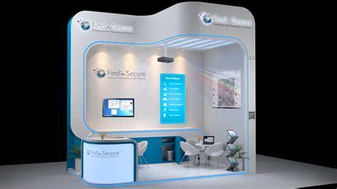 exhibition layout 3d 3d exhibition stall design by manindar on deviantart