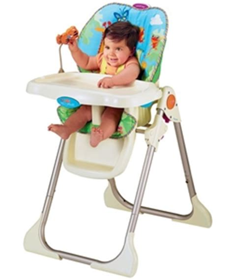 Rainforest Healthy Care High Chair Buy Fisher Price Rainforest Healthy Care High Chair