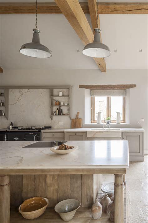 modern rustic kitchen  artichoke