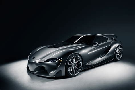 Toyota Supra Concept Toyota Ft 1 Concept Could Be The 2015 Toyota Supra