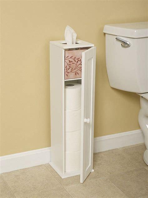 Diy Rangement Papier Toilette by Rangement Papier Toilette Indispensable Dans Les Toilettes