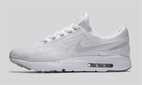 Nike Airmax Zero White Bnib nike air max zero white qs the sole supplier