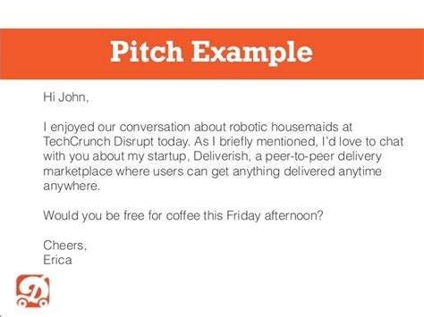 sales pitch book template startup email pitching 101