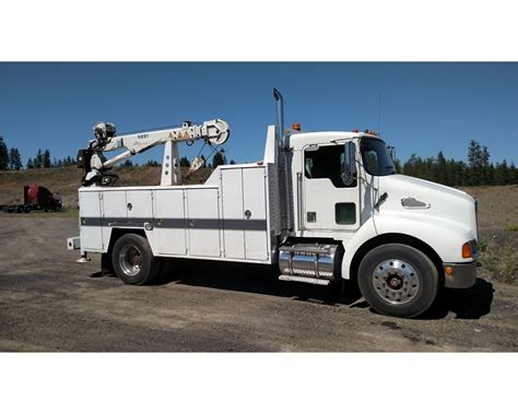 kenworth service truck for sale 2001 kenworth t300 service utility truck for sale